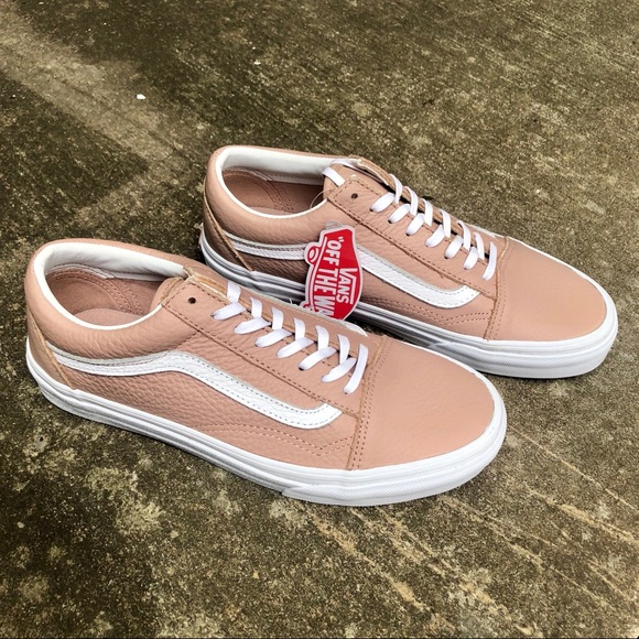 fd0b56466f RARE- Vans Old Skool DX Sneakers In Mahogany Rose